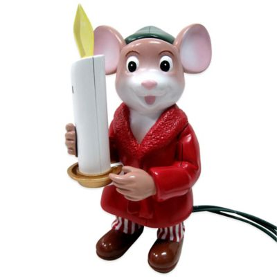 Goodnight Lights Mouse Ornament