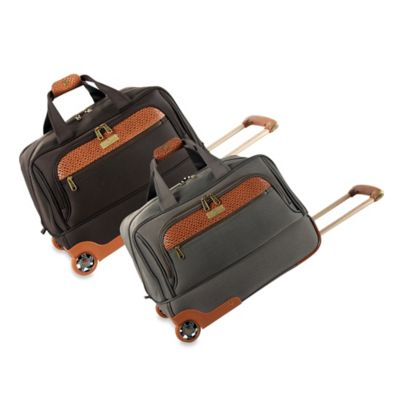 Tommy Bahama Retreat II 19-Inch Expandable Wheeled Duffle in Brownstone