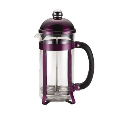 Bonjour® 8-Cup Maximus French Press in Purple