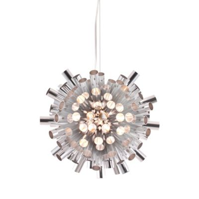 Zuo® Pure Extravagance 10-Light Ceiling Lamp