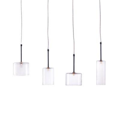 Zuo® Pure Rain 4-Light Ceiling Lamp