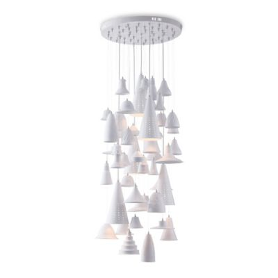 Zuo® Pure Climate 5-Light Ceiling Lamp