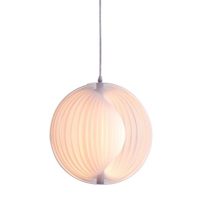 Zuo® Pure Galileo Ceiling Lamp in Chrome