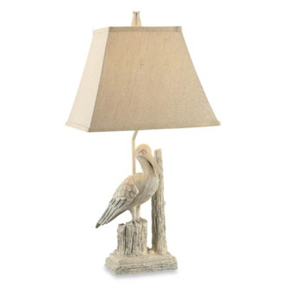 Crestview Collection Harbor Duck Table Lamp