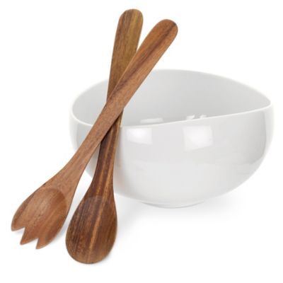 Portmeirion® Ambiance 3-Piece Salad Set