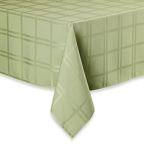 Buy Origins Microfiber 60 Inch X 140 Inch Tablecloth In