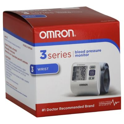 Omron Portable Wrist Blood Pressure Monitor