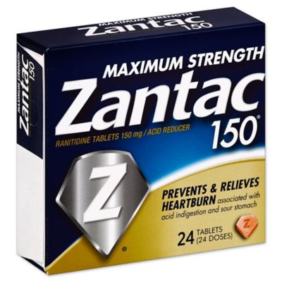 Zantac Bath