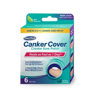 Quantum® Health Canker Cover® 6-Count Canker Sore Patch in Mint