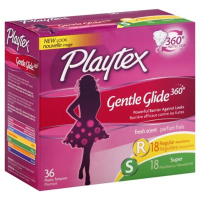 Playtex® Gentle Glide® 360º 36-Count Fresh Scent Multi-Pack Tampons