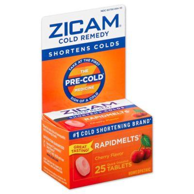 Zicam C Tablets