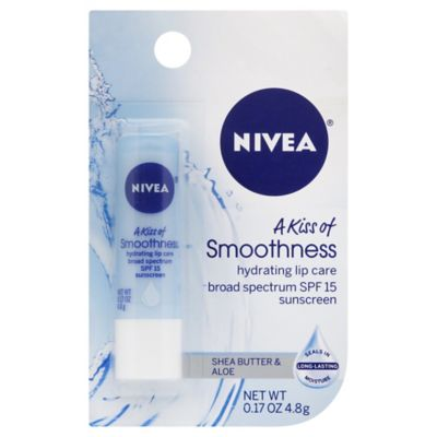 Nivea® 0.17 oz. A Kiss of Smoothness Hydrating Lip Care
