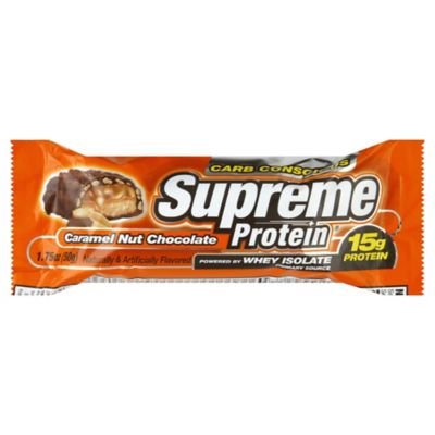 Supreme Protein Nutrition Bars