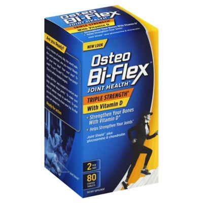 Osteo Bi-Flex Vitamins Supplements