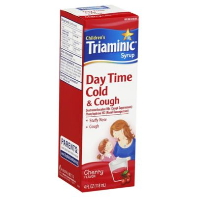 Triaminic® Children's 4 oz. Day Cold & Cough Syrup