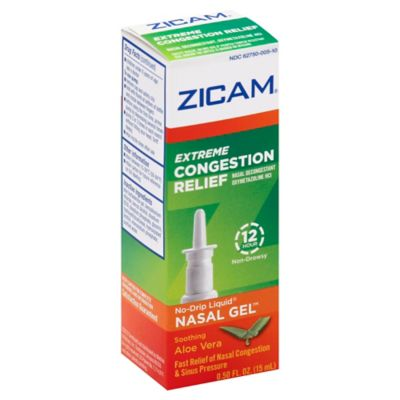 Zicam Extreme Congestion .5 oz Nasal Gel