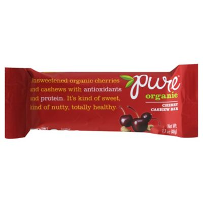Pure™ Organic 1.7 oz. Cherry Cashew Bar