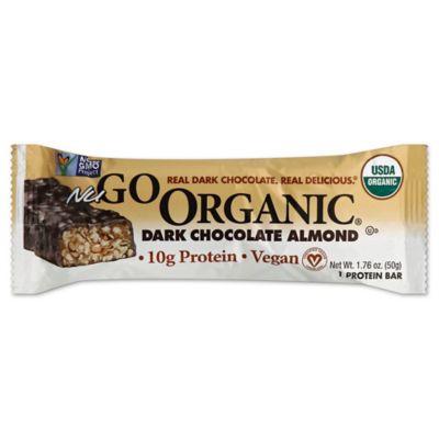 NuGo Organic 1.76 oz. Dark Chocolate Almond Bar