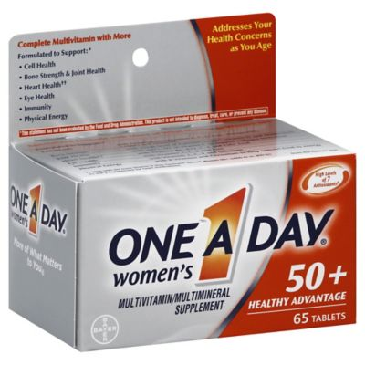 One A Day Multivitamin Multimineral Tablets