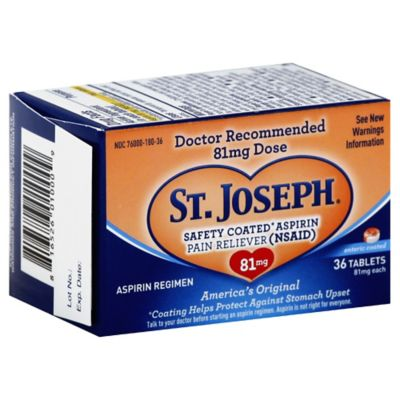 St. Joseph Analgesics