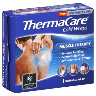 ThermaCare Muscle Therapy Cold Wrap