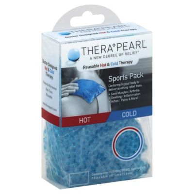 THERAºPEARL Reusable Hot & Cold Therapy Sports Pack