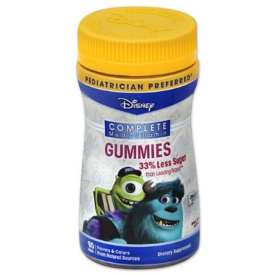 Disney Multivitamin Gummies