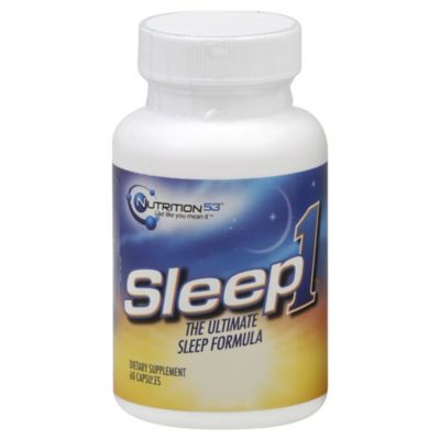 Nutrition53™ Sleep1 60-Count Sleep Formula Capsules