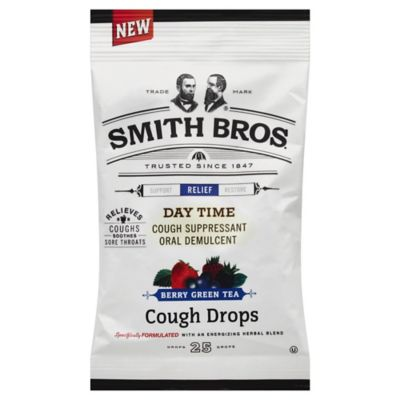 Smith Bros.® Daytime 25-Count Throat Drops in Wild Cherry Flavor