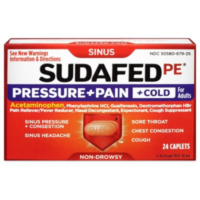 Sudafed Cough Cold