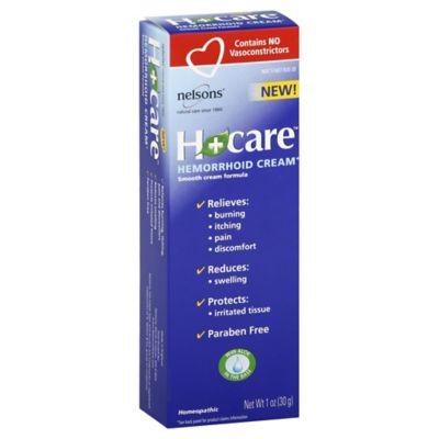 Nelsons® H+care™ 1 oz. Hemorrhoid Cream