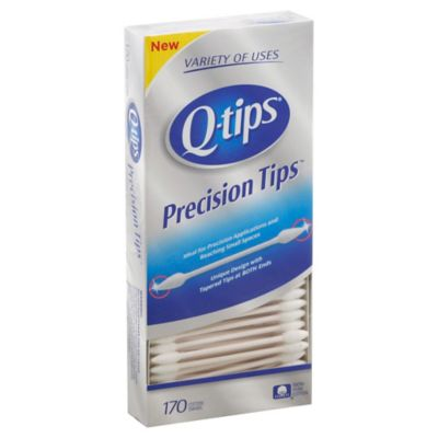Q-Tips 170-Count Precision Tip Swabs