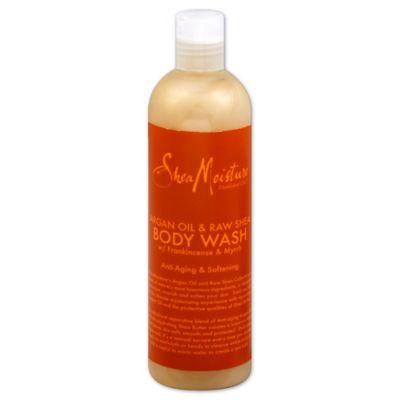 SheaMoisture Argan Oil & Raw Shea 13 oz. Body Wash with Frankincense & Myrrh