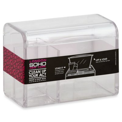 Soho Cotton Acrylic Organizer