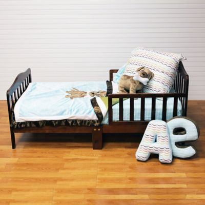 Brown Blue Bedding Sets