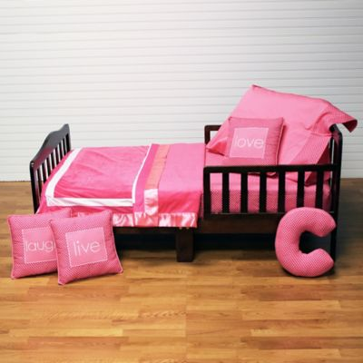 4-Piece Pink Bedding Set