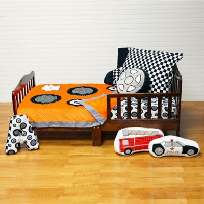 Orange Kids Bedding Sets