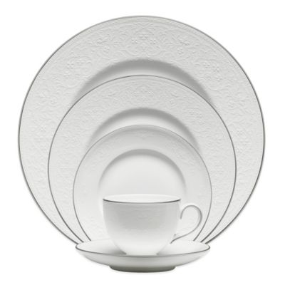 Wedgwood® English Lace 5-Piece Place Setting