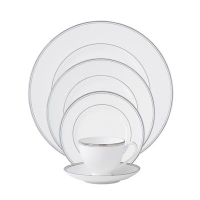Waterford® Kilbarry Platinum 5-Piece Place Setting