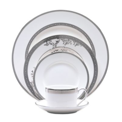 Wedgwood® Vera Lace 5-Piece Place Setting