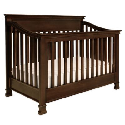 Million Dollar Baby Classic Foothill 4-in-1 Convertible Crib in Espresso