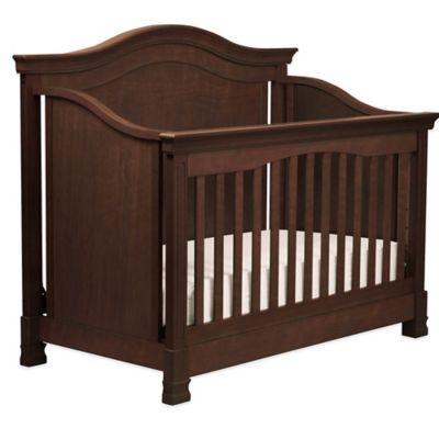 Million Dollar Baby Classic Louis 4-in-1 Convertible Crib in Espresso