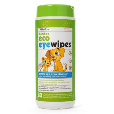 Petkin® 80-Count Pet Eye Wipes