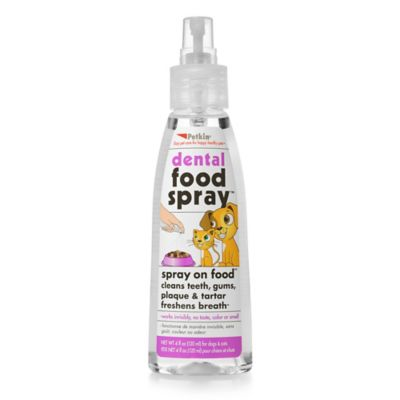 Petkin® 4 oz. Dental Food Spray