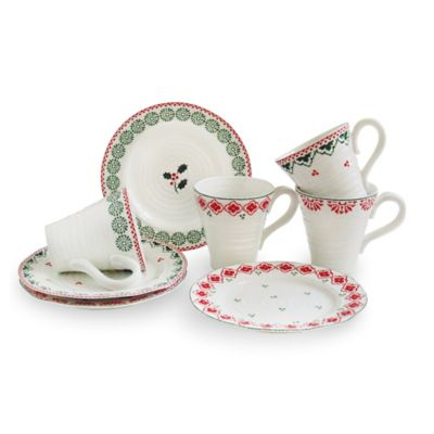 Sophie Conran for Portmeirion® Christmas 8-Piece Dessert Set