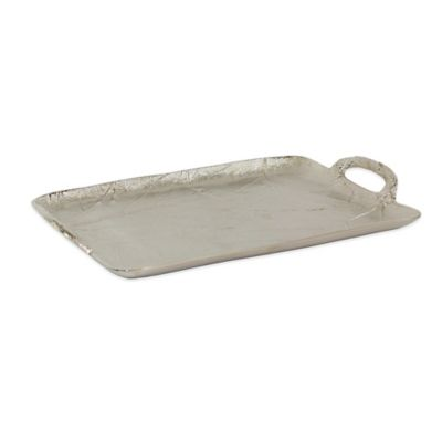 Pampa Bay Leaves Line 15-Inch Tray