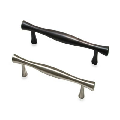 Richelieu Tapered Pull in Oil-Rubbed Bronze