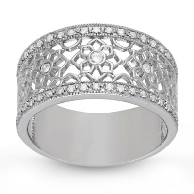 Badgley Mischka Band Ring