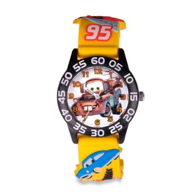 "Disney® Children's Cars"" Plastic Watch Cars"