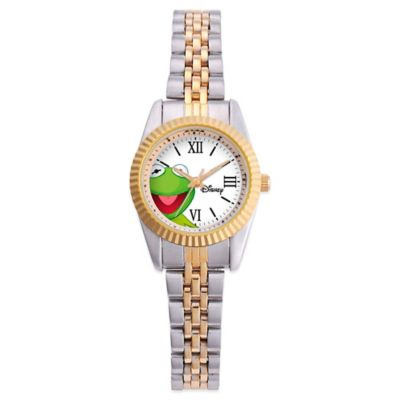Two-Tone Stainless Steel Fashion Watches